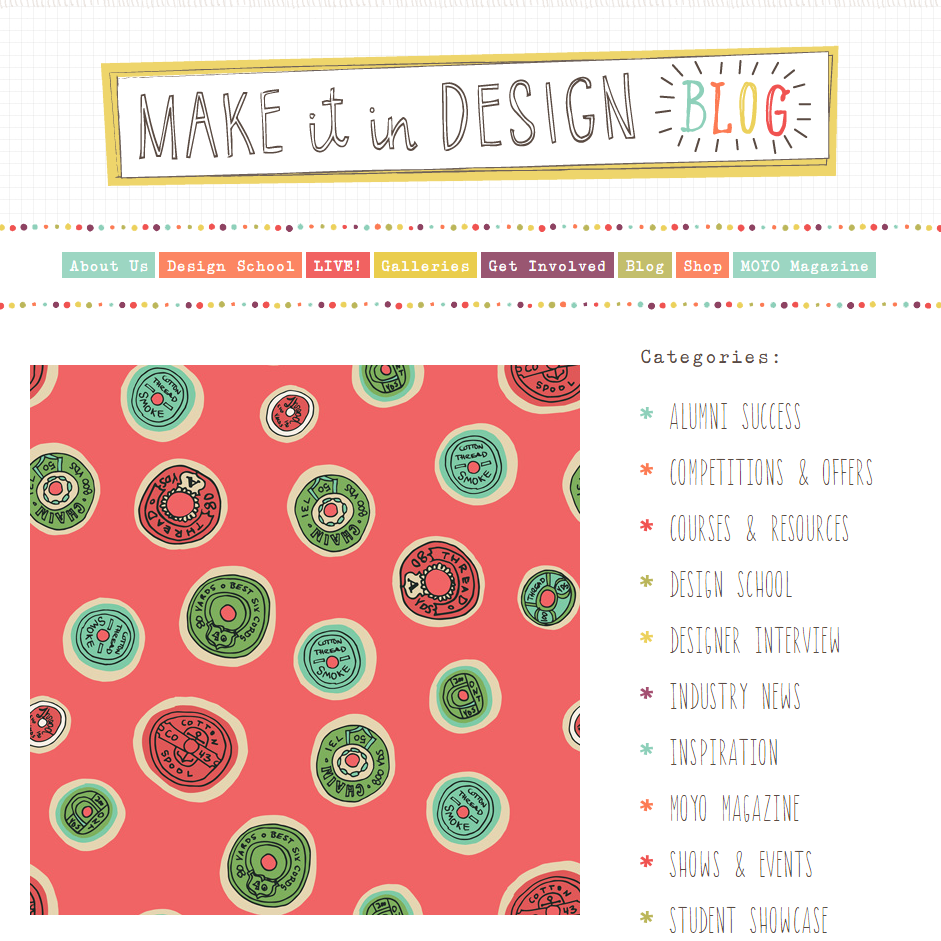MAKE IT IN DESIGN MAR 9. 2016