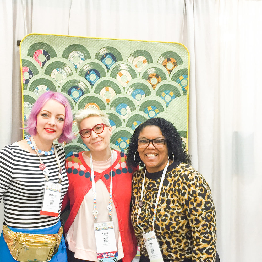 QUILTCON Feb 22-25. 2018