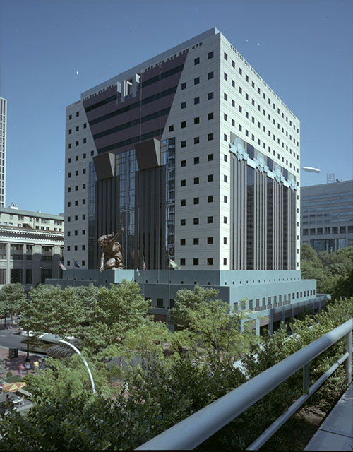 1986_Portland Building from Pacwest Center_A2012-005.jpg