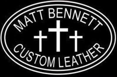 Matt Bennett Custom Leather