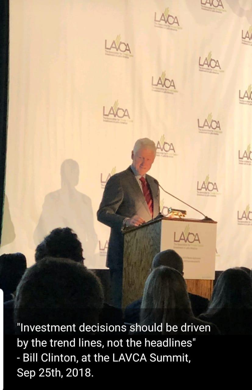 Bill Clinton at LAVCA Summit 2018.jpg