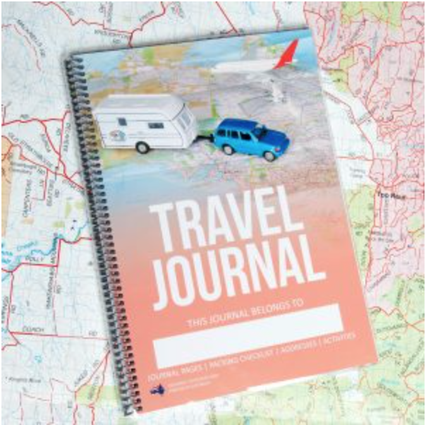 GET YOUR HANDS ON ONE OF THESE GREAT JOURNALS FOR YOUR KIDS TO KEEP TRACK OF ALL YOUR ADVENTURES!!