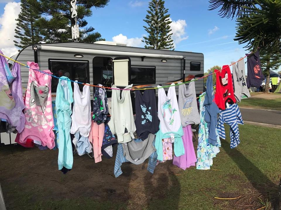 PEGLESS CLOTHESLINE'S - These are great for vanlife. But they are walking out the door, so get in quick!! Aussie made quality product...