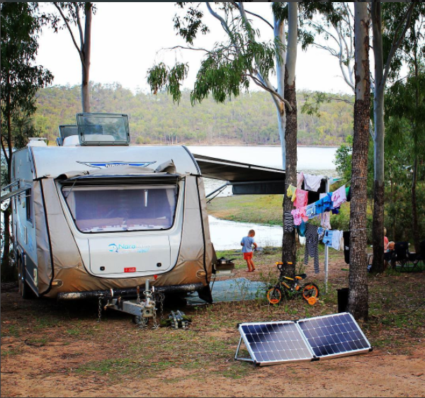 wuruma dam free camp, qld