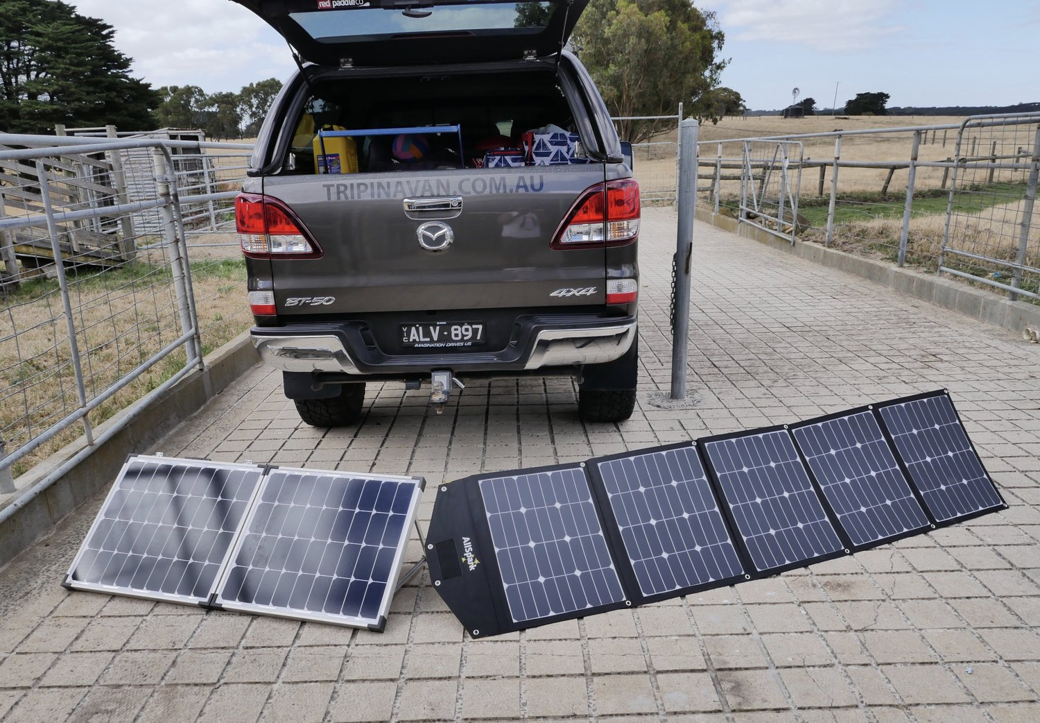 Solar Panels What Size And How To Choose Trip In A Van Post Portable Powered Mobile Phone Battery Charger Ecn Blog Tiav