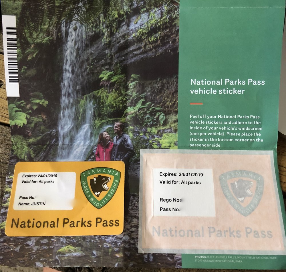 PARKS PASS