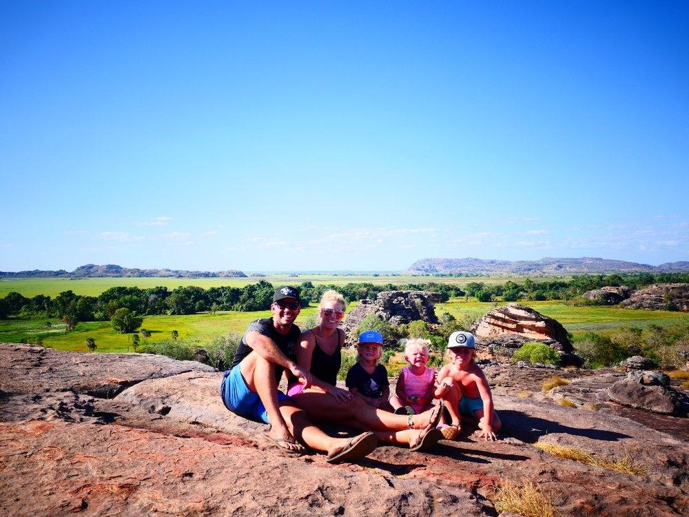 Ubirr Lookout, Kakadu