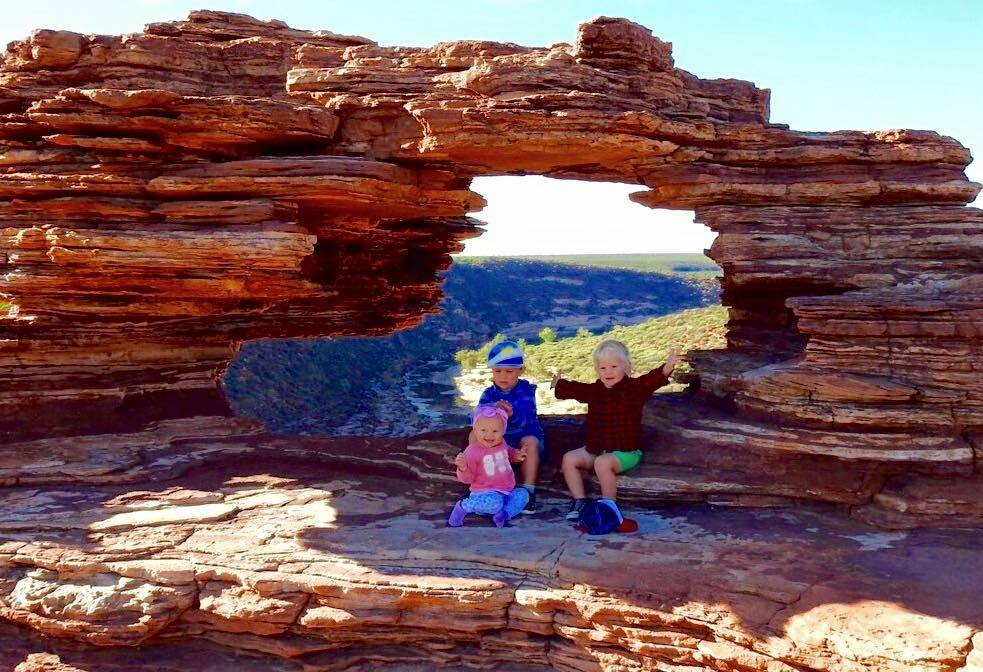 Natures Window, Kalbarri National Park