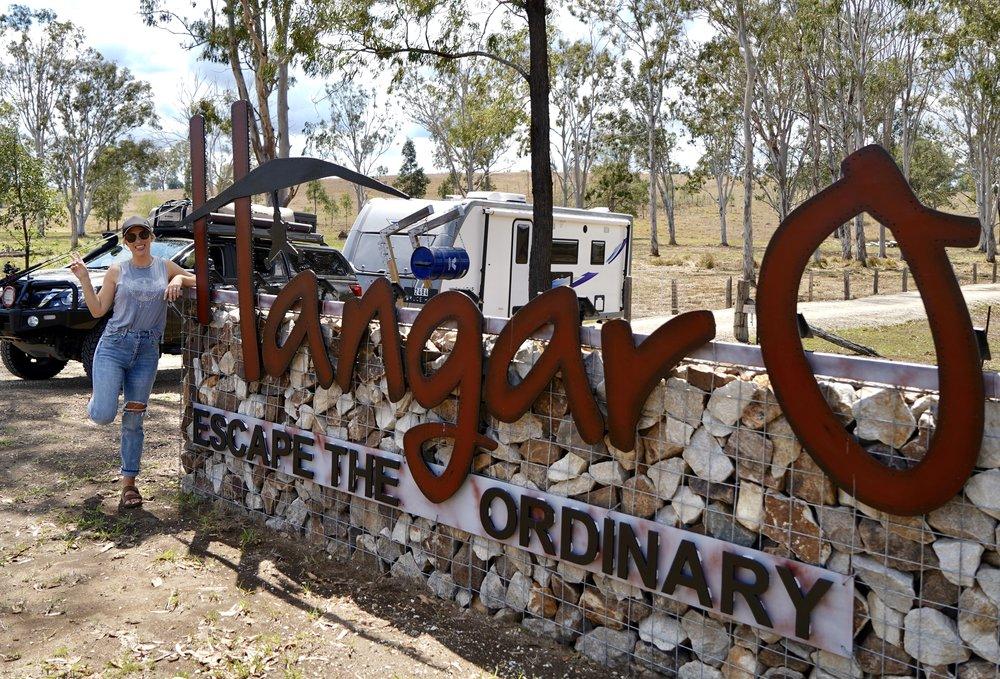 Hangar Camping Car hangar o — trip in a van post - tiav