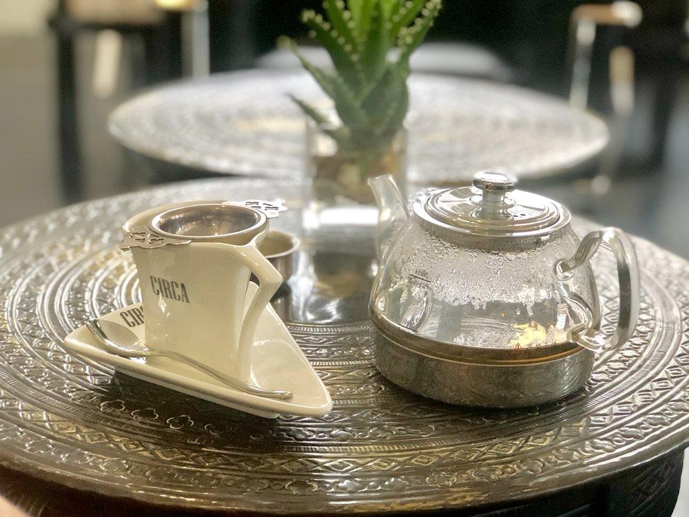 Love a Jasmine Green Tea.