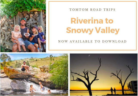 DOWNLOAD THIS ROAD TRIP HERE - A GREAT DRIVE FROM THE FOOD BOWL OF NSW TO SCENIC ALPINE DELIGHTS