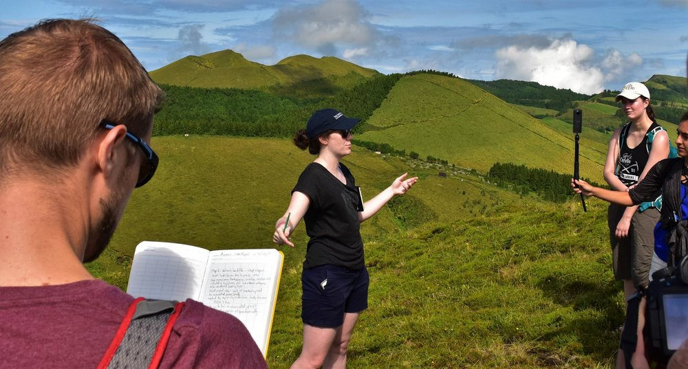 Explaining the volcanic history of Sete Cidades on the Island of São Miguel, Azores