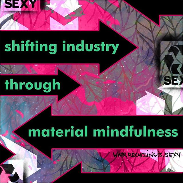 We hold the power to transform industry. Only buy things that are designed for recyclability and/or zerowaste....and industry will respond for the better. Evoke the magic of the market.  #materialmindfulness #rislifestyle #zerowaste  Art by @therealsomedayk