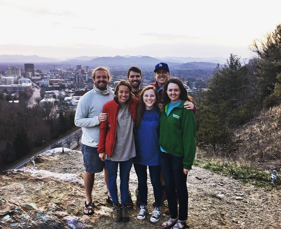 We love Asheville, North Carolina!