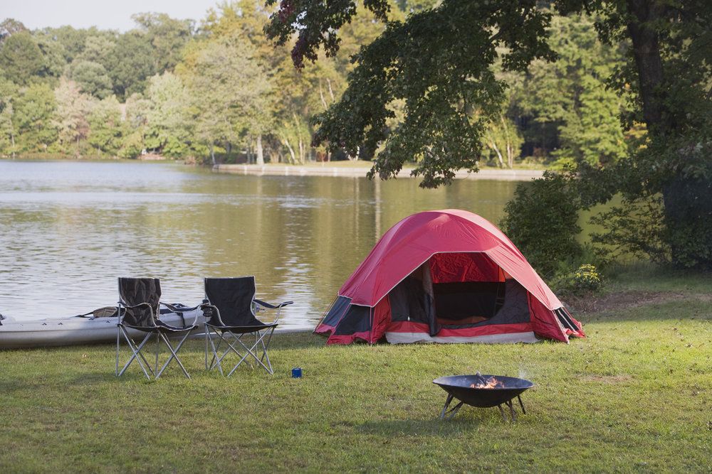 Logistics in nature Camping Gear Rental policy