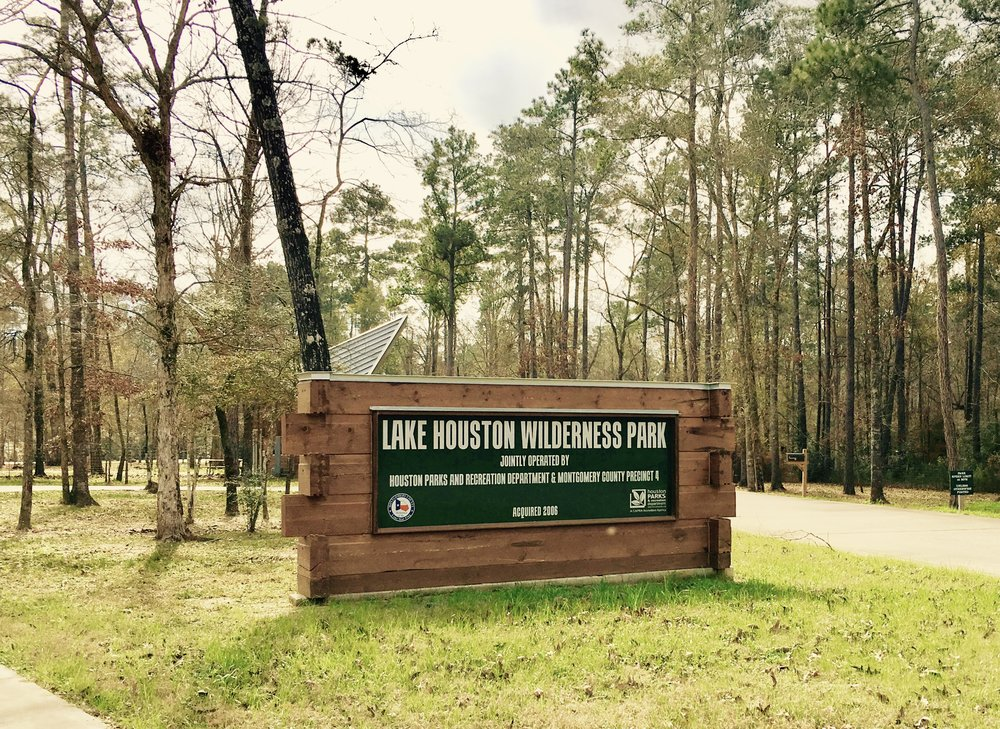 Campsite Of The Month Lake Houston Wilderness Park Logistics In Nature