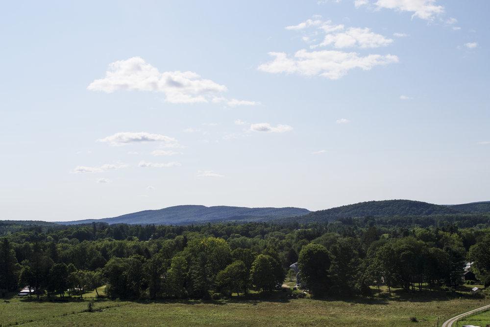 the berkshires Landscape