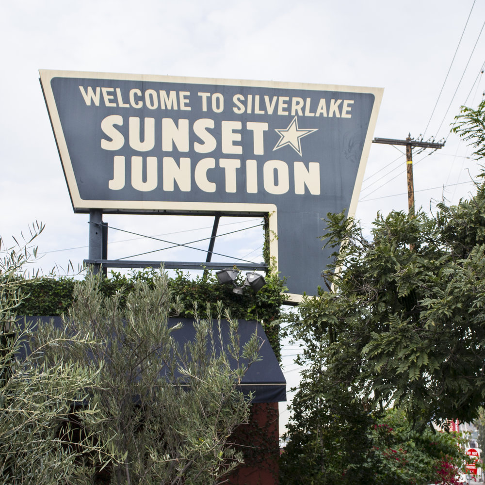 Sunset Junction Silver Lake