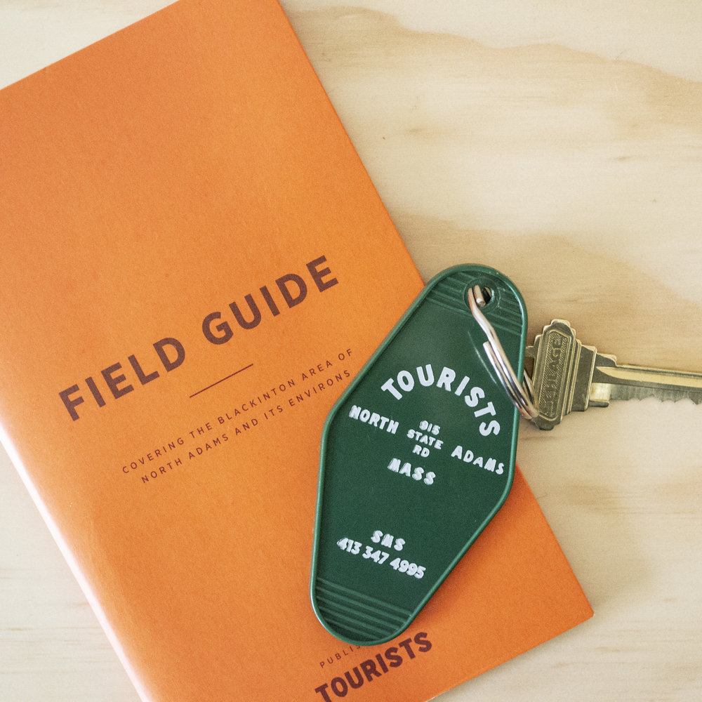 Tourists Field Guide