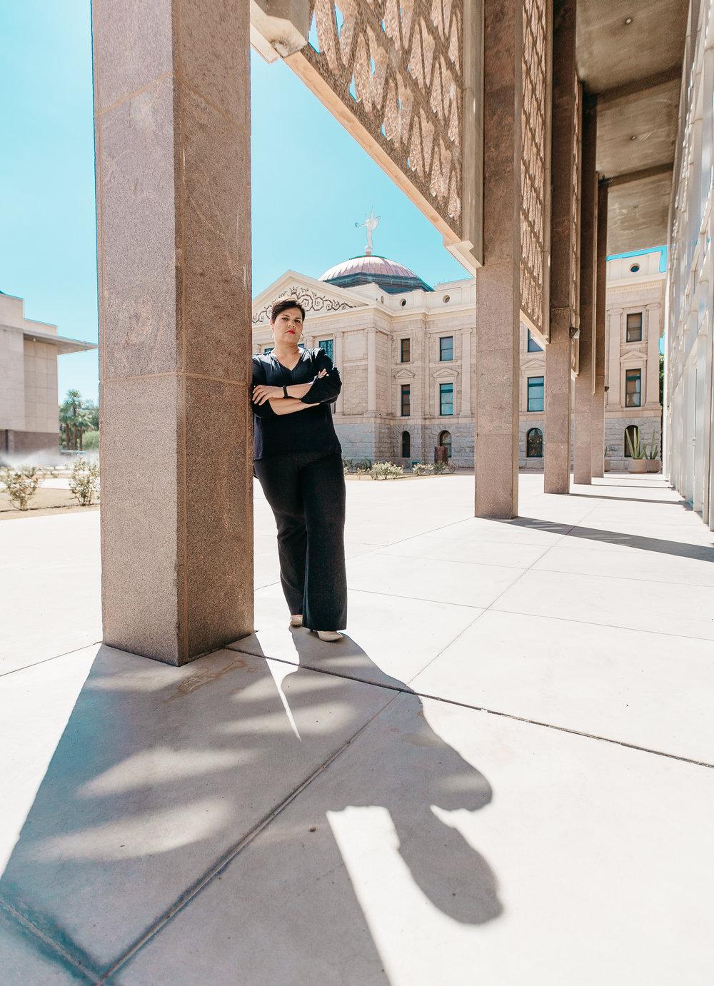 Raquel Terán, For Arizona House Of Representatives