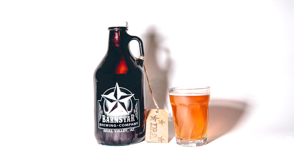 Product & Advertising Photography for BarnStar Brewery