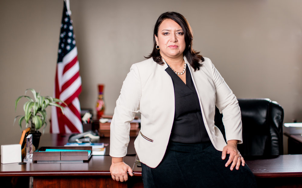 January Contreras for Arizona Attorney General