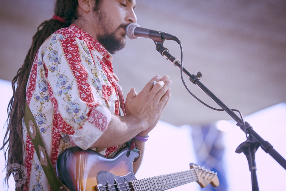 Mikey Reyes @ The Joshua Tree Music Festival
