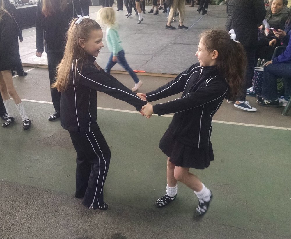 amaya and charlotte irish dance new york city upper east side aherne sheehan.jpg