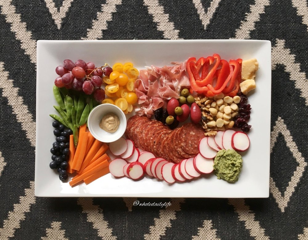 WDL How to Charcuterie