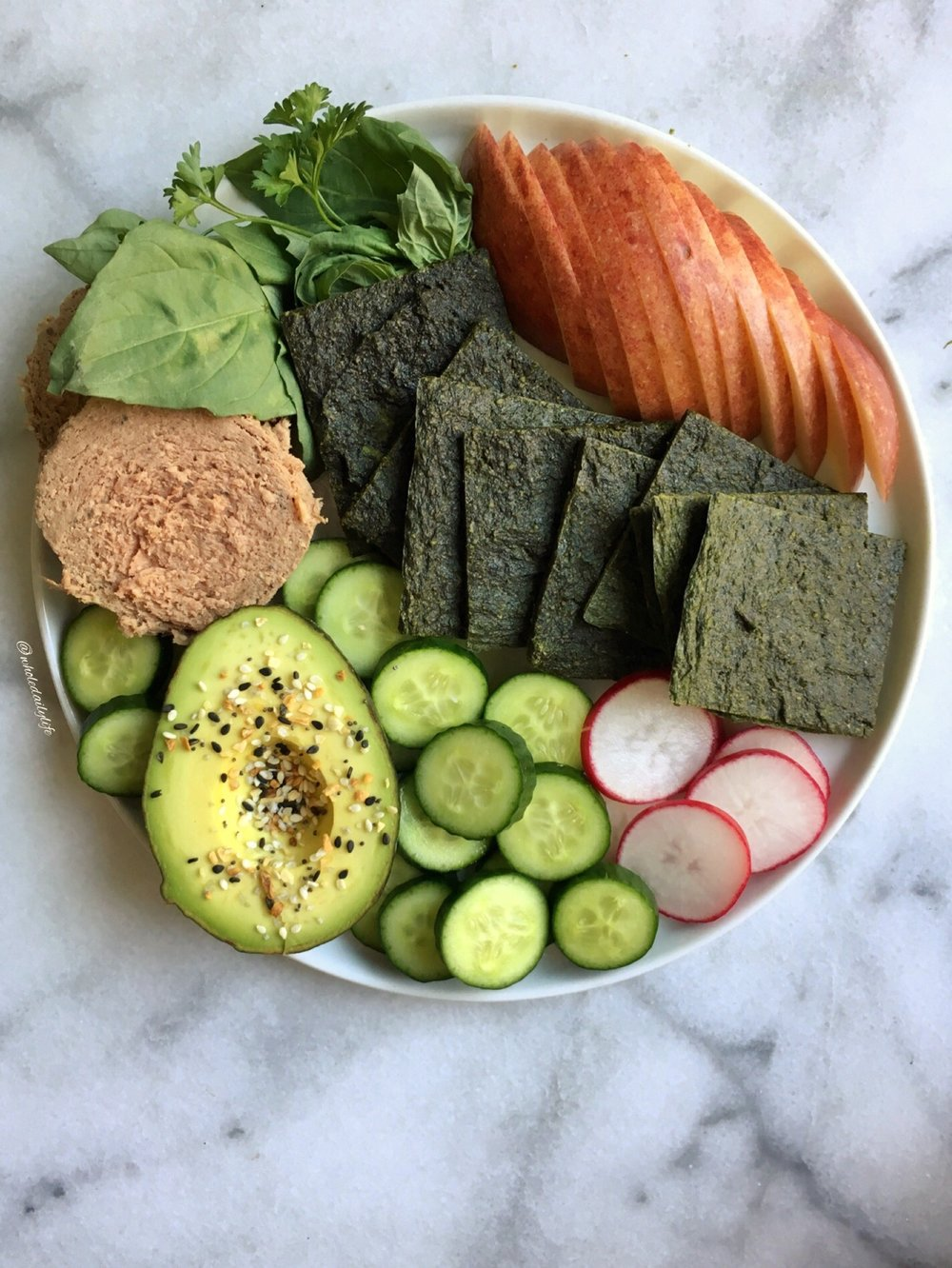 Green Flatbread  - One of my all time staples, I make a batch of this nutrient-dense detoxing green flatbread almost every week! It's a great way to increase my intake of greens that I never get tired of!