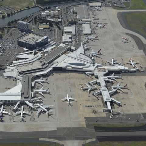 Politics and Sydney Airport No. 2