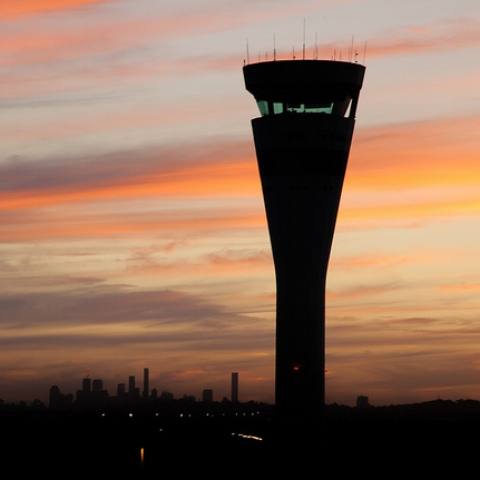 Brisbane Airport Under Pressure