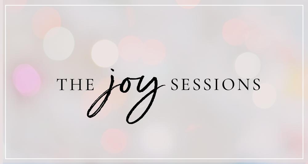 THE JOY SESSIONS - JILLIAN SCHECHER