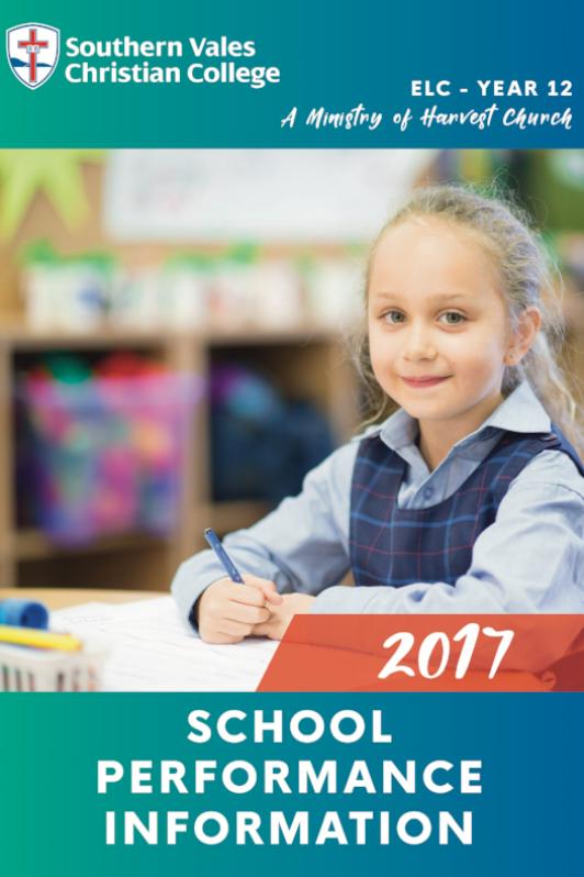 School Performance Data 2017