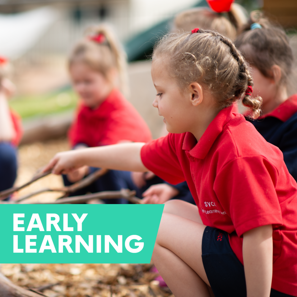Early Learning - Our Early Learning Centre provides a unique opportunity for a day of wonder and inquiry in a joyful faith filled environment. Families are welcome, children's voices are valued and the centre is a crafted state of the art space for children.