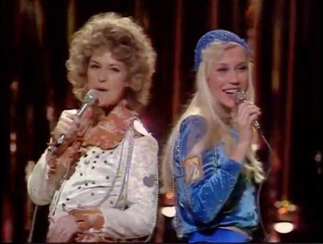 ABBA, Sweden 1974