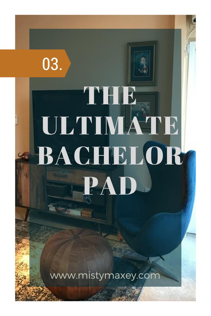 ultimate bachelor pad