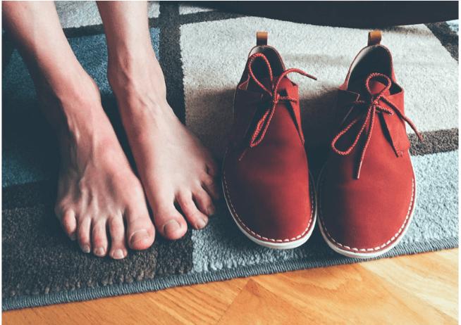 Foot Fetish Bachelor Pad Rug