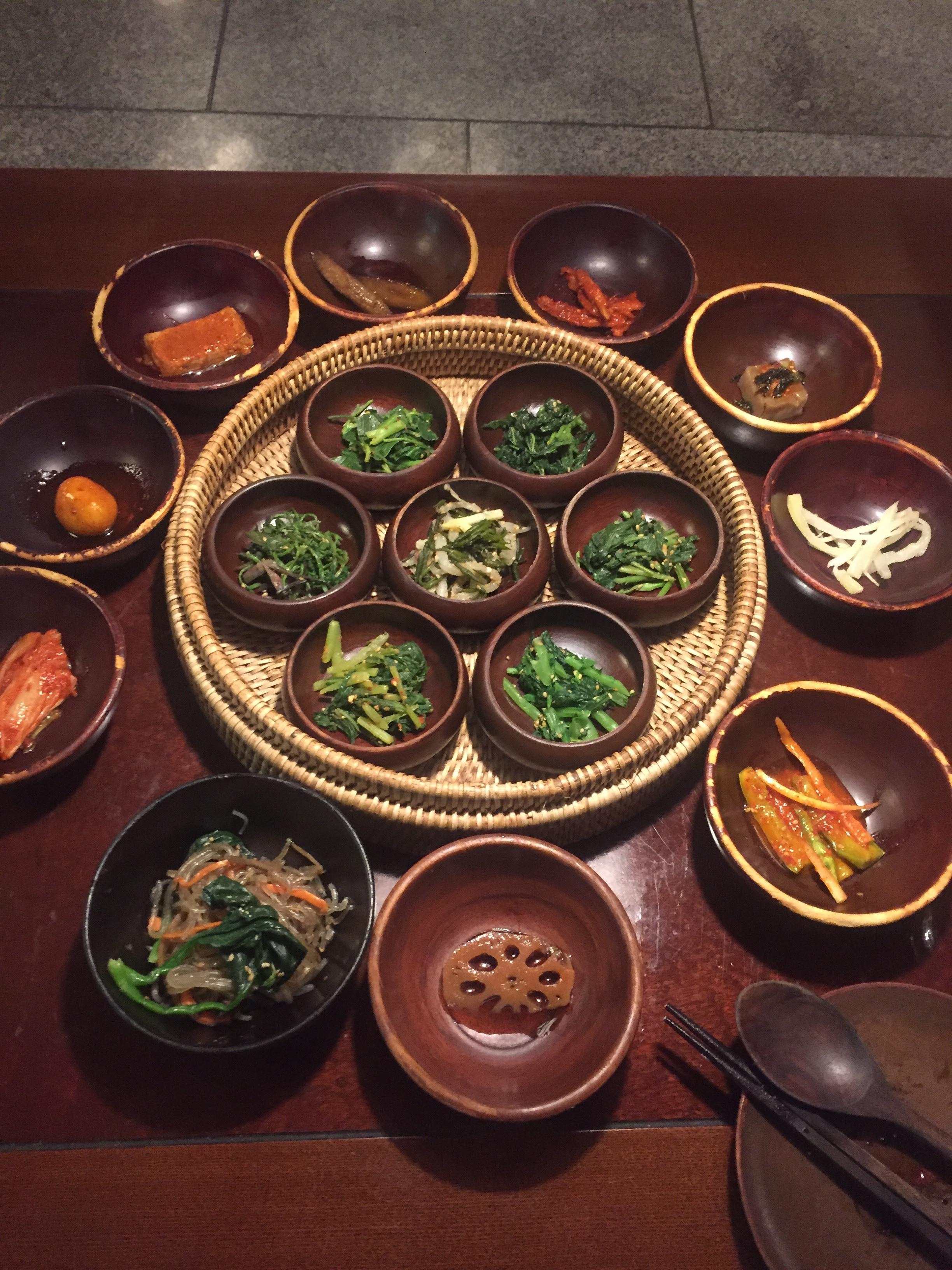 Korean Temple Food — T Kruse