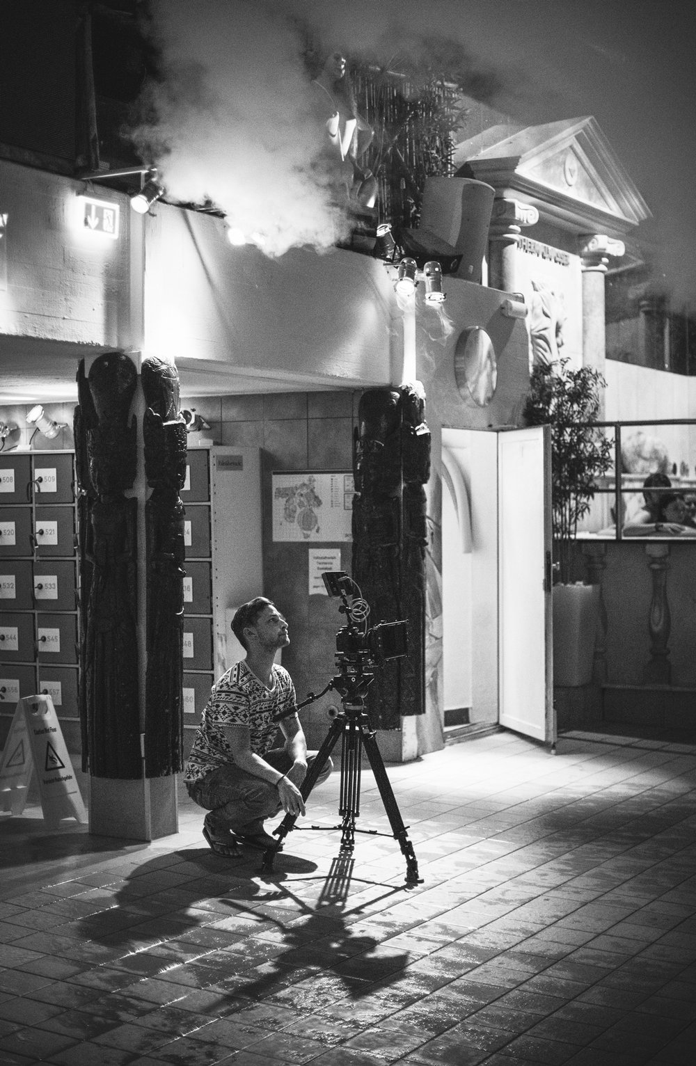 Videographer & Photographer Steve Captures based on Mallorca.