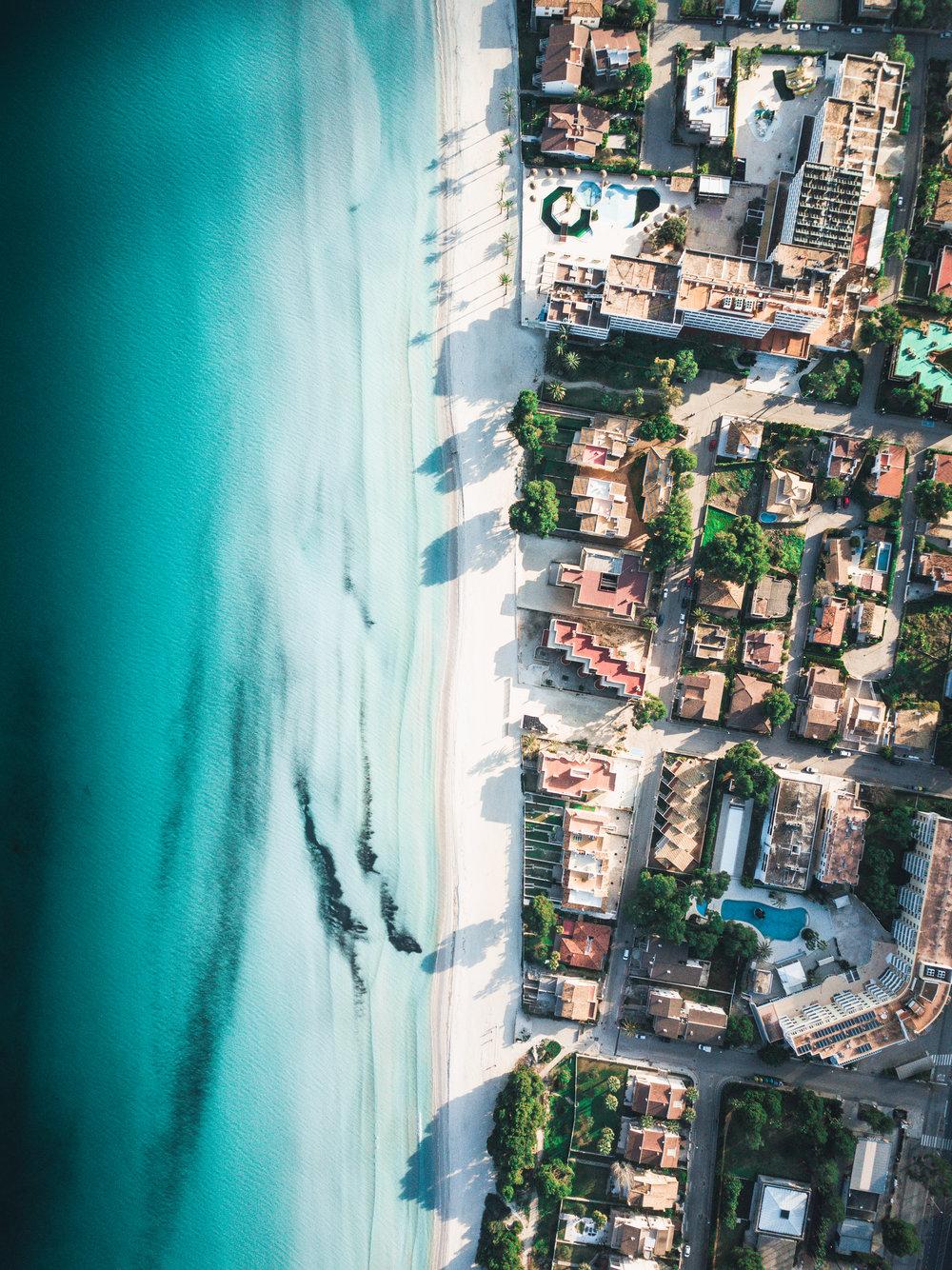 Playa de Muro - Sea & Houses (1 of 1).jpg