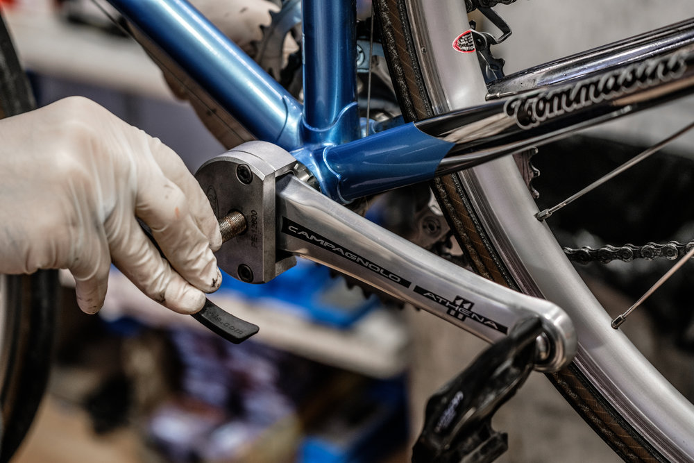 We will treat your bike as if it was our own!
