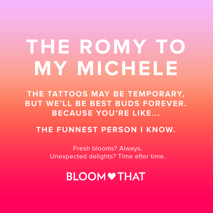 The Romy for BloomThat