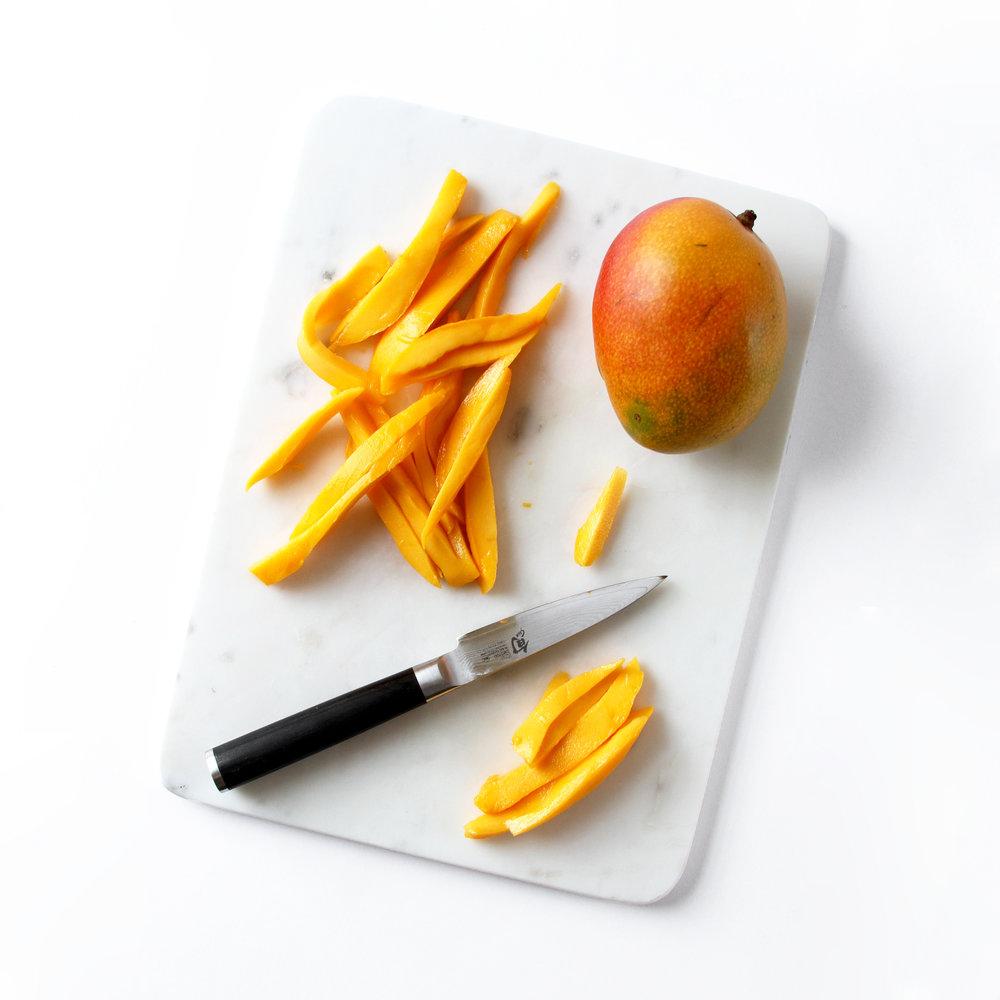 Fruit Cart Tarts for Miss Jones