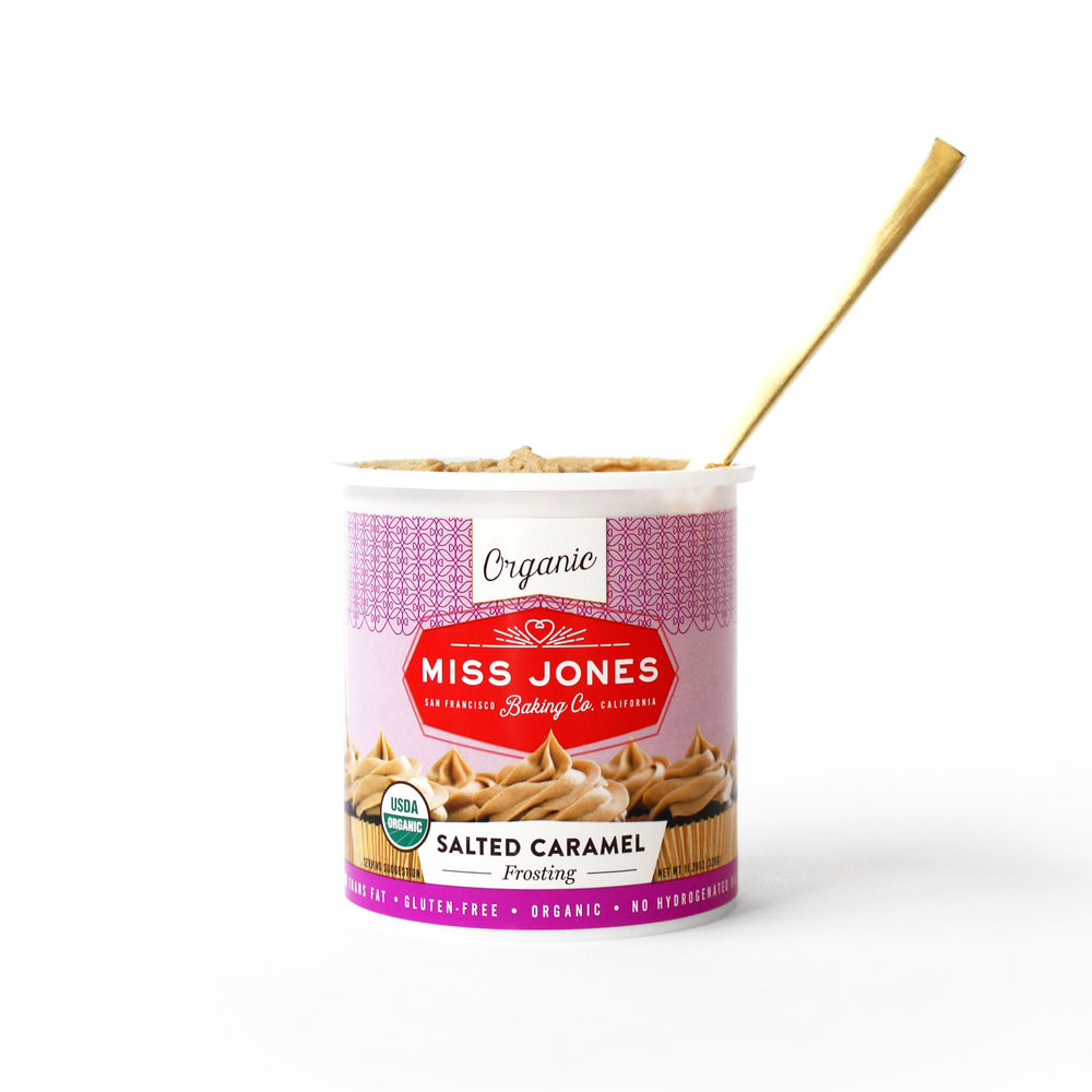 Packaging for Miss Jones
