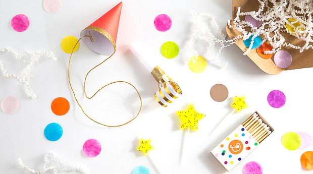 Doughbies Party Kit