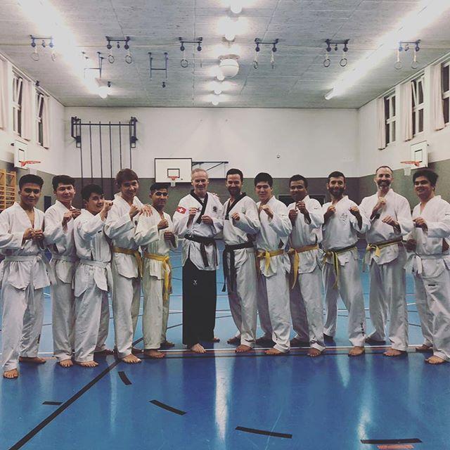 #taekwondo #beltpromotion #passedexams #spirit #keeppracticing #taekwondosquadzurich #zurich