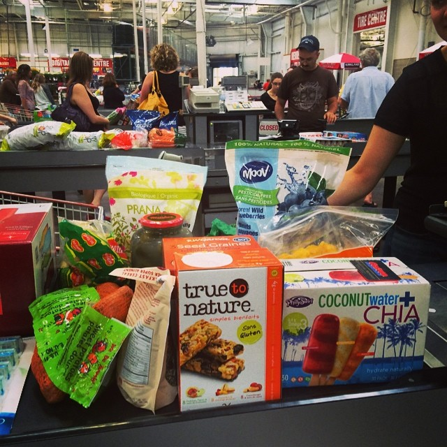 My recent trip to costco! There are so many great healthy options in bulk these days, below are a few of my favorite go to's:    -organic coconut oil, olive and avocado oil  -coconut flour  -almond flour  -shredded coconut  -coconut/almond milk  -non gmo sweet potato crackers  -avocados and bananas  -wild caught fish including salmon  -true to nature gluten free granola bars  -chia seeds and hemp hearts  -Qia cereal  -unsweetened jam  -almond butter  -frozen blueberries without pesticides  -dried fig and mangos without sugar and oil   -real pickles refrigerated   -olives  -organic coffee and tea  -organic chicken (not free range)    Do you have any other favs!?    #dartmouthnaturopathic #spotted #healthyshopping #organic #costco #nutrition #dartmouth #naturopathic #halifax       (at Costco Dartmouth)