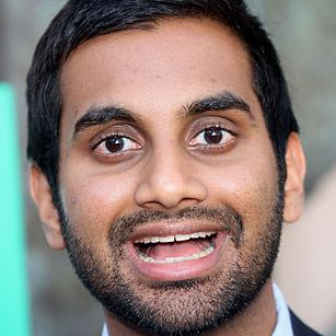 Comedian Aziz Ansari is the cause of unprecedented low self esteem in unfunny South Asian youth across the US.