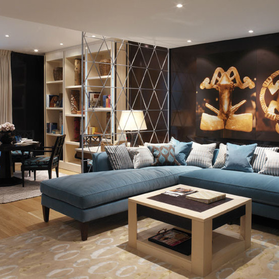 A MODERN MEWS A new mews house in Knightsbridge